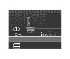 INSTYLE FRAGRANCES HYDRATING BODY SPRAY FOR MEN INSTYLE INSTYLE