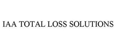 IAA TOTAL LOSS SOLUTIONS
