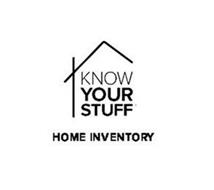 KNOW YOUR STUFF HOME INVENTORY