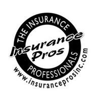 THE INSURANCE PROFESSIONALS INSURANCE PROS WWW.INSURANCEPROSINC.COM