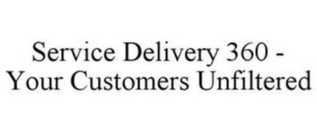 SERVICE DELIVERY 360 - YOUR CUSTOMERS UNFILTERED