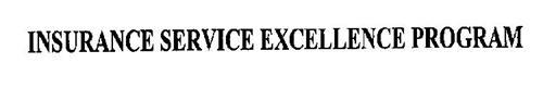 INSURANCE SERVICE EXCELLENCE PROGRAM