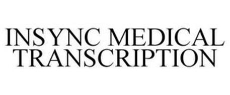 INSYNC MEDICAL TRANSCRIPTION