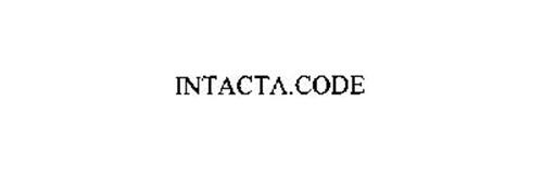 INTACTA.CODE