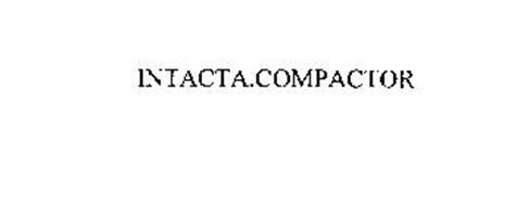INTACTA.COMPACTOR