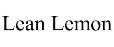 LEAN LEMON