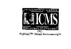 INTEGRATED CARGO ICMS MANAGEMENT SYSTEMS INC. PROFITMAX THROUGH ENVISIONEERING