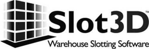 SLOT3D WAREHOUSE SLOTTING SOFTWARE