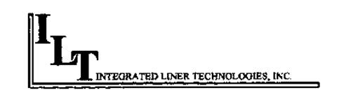 ILT INTEGRATED LINER TECHNOLOGIES, INC.