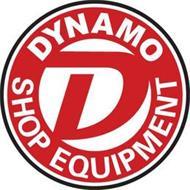 D DYNAMO SHOP EQUIPMENT