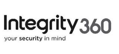 INTEGRITY 360 YOUR SECURITY IN MIND