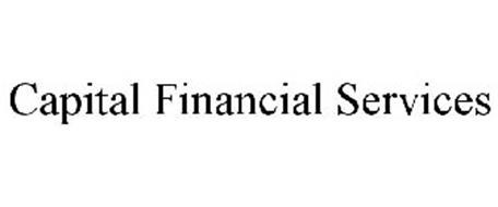 CAPITAL FINANCIAL SERVICES