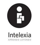 INTELEXIA APRENDO LEYENDO