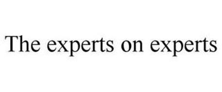 THE EXPERTS ON EXPERTS
