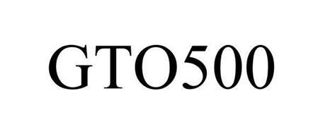 GTO500