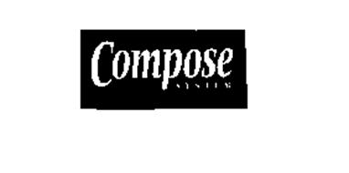 COMPOSE SYSTEM