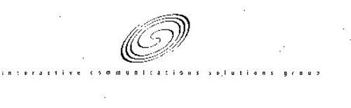 INTERACTIVE COMMUNICATION SOLUTIONS GROUP