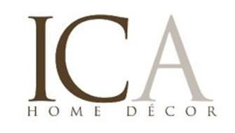ICA HOME DÉCOR Trademark of Intercontinental Art, Inc.. Serial ...
