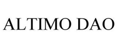 ALTIMO DAO