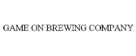 GAME ON BREWING CO