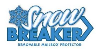 SNOW BREAKER REMOVABLE MAILBOX PROTECTOR