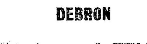 DEBRON
