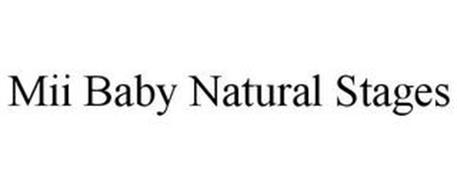 MII BABY NATURAL STAGES
