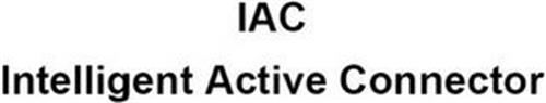 IAC INTELLIGENT ACTIVE CONNECTOR