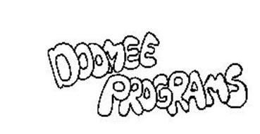 DOOMEE PROGRAMS