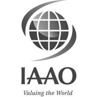 IAAO VALUING THE WORLD