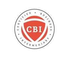 CERTIFIED · BUSINESS · INTERMEDIARY · CBI