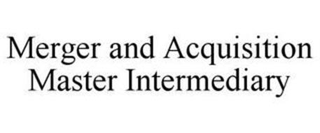 MERGER AND ACQUISITION MASTER INTERMEDIARY