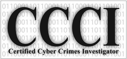 CCCI CERTIFIED CYBER CRIMES INVESTIGATOR 01100011