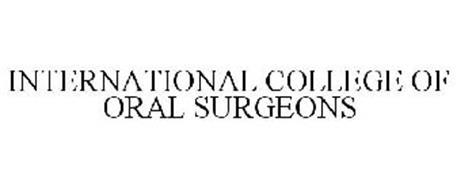 INTERNATIONAL COLLEGE OF ORAL SURGEONS