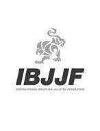 IBJJF INTERNATIONAL BRAZILIAN JIU-JITSUFEDERATION