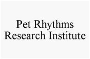 PET RHYTHMS RESEARCH INSTITUTE