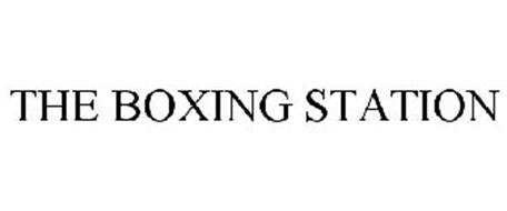 THE BOXING STATION