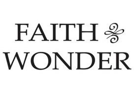 FAITH & WONDER
