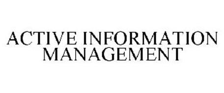 ACTIVE INFORMATION MANAGEMENT