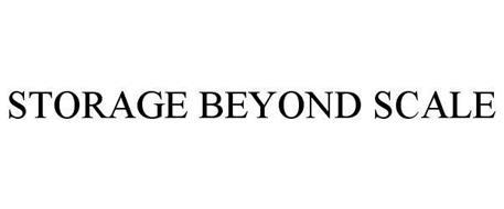 STORAGE BEYOND SCALE