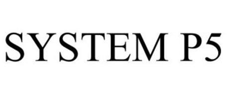 SYSTEM P5