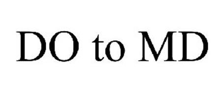 DO TO MD