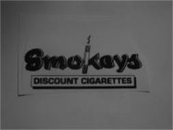 SMOKEYS DISCOUNT CIGARETTES
