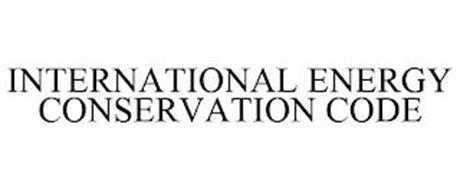 INTERNATIONAL ENERGY CONSERVATION CODE