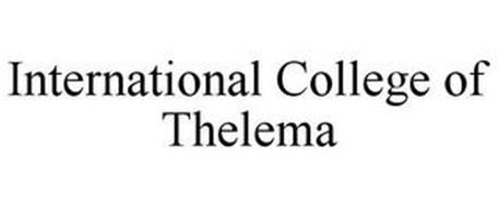 INTERNATIONAL COLLEGE OF THELEMA