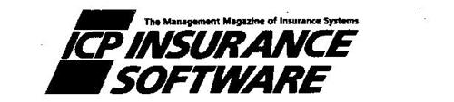 ICP INSURANCE SOFTWARE THE MANAGEMENT MAGAZINE OF INSURANCE SYSTEMS