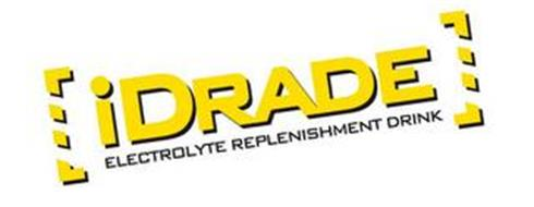 IDRADE ELECTROLYTE REPLENISHMENT DRINK