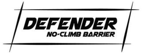 DEFENDER NO-CLIMB BARRIER