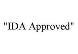 """IDA APPROVED"""