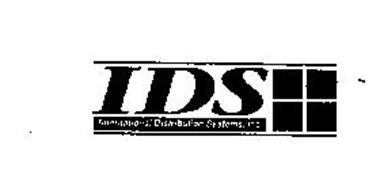 INTERNATIONAL DISTRIBUTION SYSTEM INC IDS